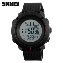 SKMEI Jam Tangan Digital Pria Original 1213 - Army Green Black