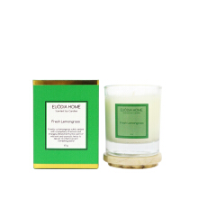 EUÓDIA HOME Fresh Lemongrass Travel Soy Scented Candle 60 g