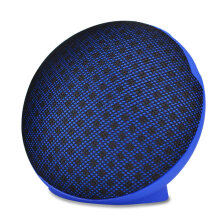 Vinmori Wireless Bluetooth Portable Cloth Speaker with HD Sound and Heavy Bass Desk BLuetooth Speakers with Mic TF Card
