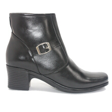 Dr. Kevin Women Boot Formal Shoes 4024 - Black