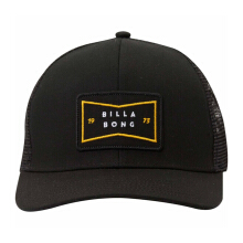 BILLABONG Walled Trucker - Black-Gold [All Size] 9672336  Bgoall