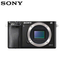 SONY Alpha A6000 Body (Black)
