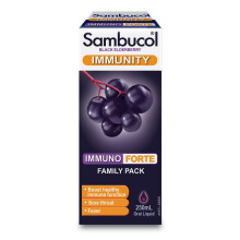 Sambucol Immuno Forte Family Pack - 250 ml