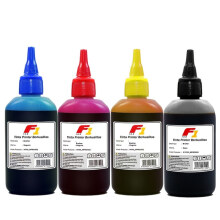 F1 Ink For Brother 1 Set 4 warna @100 ml Berwarna