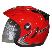 OXY Falcon Red Helm