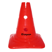 Oraga Penanda Jarak (Multi Functional Cone) 12 / Set Of 6 - Red