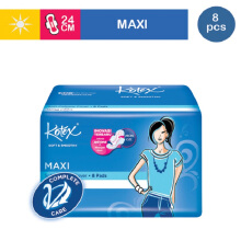 KOTEX Soft & Smooth Maxi Plus Wing - 8 S