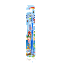 KODOMO Toothbrush Pro Kids Single (1)- Warna Random