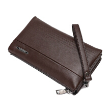 Wei's Men's Choice Fashion Leather Wallet Selling Business Leisure Wallet fdk3006
