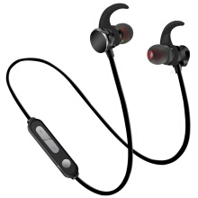 DELIVE X3 Magnet Earphone Sports Wireless Bluetooth Headset Metal Earpiece Stereo HD Mic for iPhone Samsung