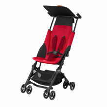 GB Pockit Plus Stroller Dragon Fire - Red Red