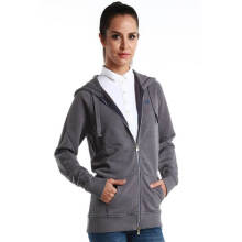 Fredperry Women -Grey Sweater wt Hoodie S