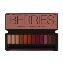 BYS 12 Palette Eyeshadow Tin Berries
