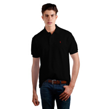 POLO RALPH LAUREN - Classic-Fit Lacoste Polo Shirt Black Men