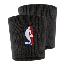 NIKE Wristbands Nba  - Black/Black [One Size] N.KN.03.001.OS