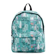 VOITTO Backpack 1716 Lines - Blue