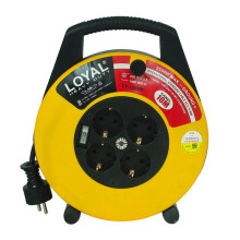 LOYAL LY-120SK Kabel Roll 10 M