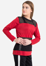 Corenationactive Rosa Long Sleeve - Chilli