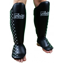 FAIRTEX Competition Shin Pads - Black SP5
