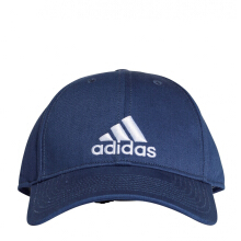 ADIDAS 6P Cap Cotton Men - Nobind/Nobind/White [One Size] CF6913