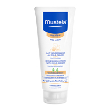 MUSTELA Nourishing Lotion with Cold Cream - 200 ml