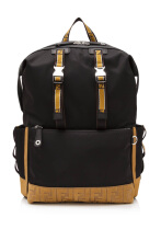 Fendi Santander Nylon Backpack