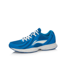 LI-NING Lightweight wear-resistant non-slip running shoes ARBL037-3-11-Blue