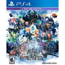 SONY PS4 Game World of Final Fantasy - Reg 3