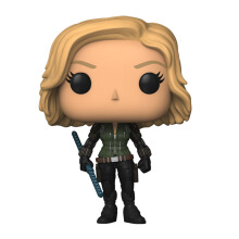 FUNKO Pop! Marvel: Avengers Infinity War - Black Widow FU26468