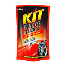 KIT Wash & Wax Pouch [800ml] - Pembersih Exterior