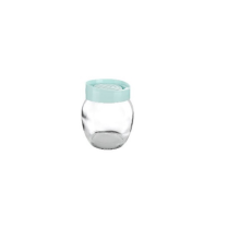 TITIZ Urban Curve Glass Jar 720 cc