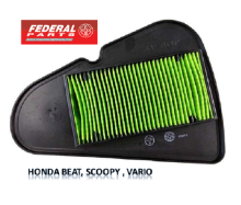 FEDERAL PARTS ELEMENT CLEANER - HONDA BEAT, SCOOPY , VARIO  (FP-17210-K16-2110)