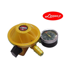 LUXURY Regulator Gas Meter (QRL-2D)