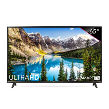 LG LED TV 65UJ632T 65 Inch UHD Smart TV - Hitam