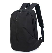 Ins I-227 Trendy outdoor travel &casual Business backpack-Black
