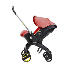Doona Car Seat Stroller - Love Red