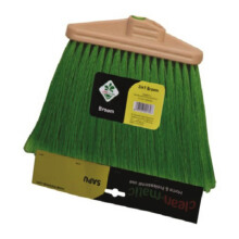 CLEAN MATIC 2 in 1 Broom Refill - Green