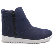 Dr. Kevin Women Boot Casual Shoes 4014 - Navy