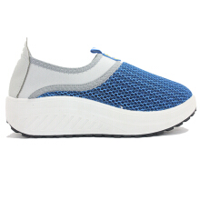Dr. Kevin Women Sneakers Slip On 43223 - Blue