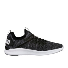PUMA Ignite Flash Evoknit Black - Asphalt