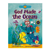 God Made The Ocean by  - Religion Book  JTLB1007