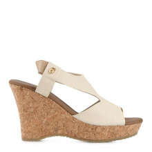 PRIMA CLASSE Wedges Alexa 1555 - Cream