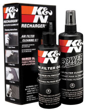 K&N Cleaner Recharger Air Filter Cairan Pembersih Filter Udara