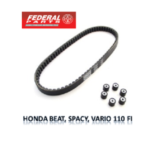 FEDERAL PARTS  PAKET V BELT - HONDA BEAT, SPACY, VARIO 110 FI  (FP-231PA-KZL-2700)