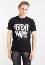 One Hours Great Vape T-Shirt Men - Black