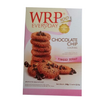 WRP Cookies Chocolate 240g