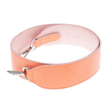PROMESA Plain Bi-Colour Strap - Orange