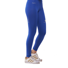 Tiento Baselayer Compression Legging Long Pants Blue Celana Panjang Ketat Olahraga