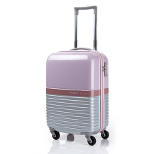Samsonite Red Robo Spinner 55/20 Pink/Silv