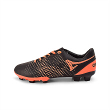 ARDILES Men Mission SC Soccer Shoes - Black Orange